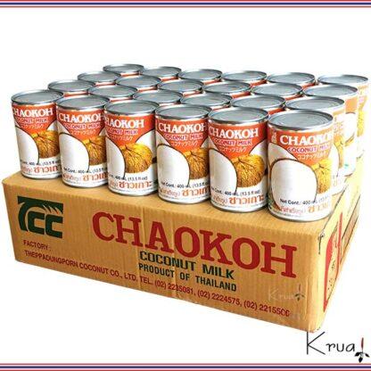 ココナッツミルクチャオコーケース