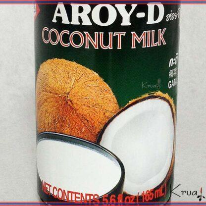 ココナッツミルクAROY-D165ml
