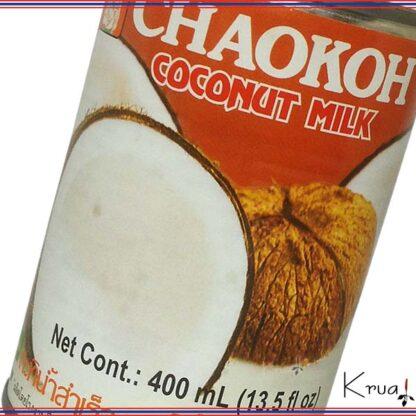 ココナッツミルク400ml