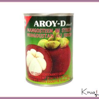 マンゴスチン缶詰