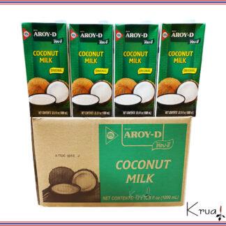ココナッツミルクAROY-D1Lケース